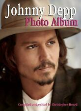 Johnny Depp Photo Album by Christopher Heard (2011, Paperback, Revised)