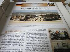 Archiv Militärfahrzeuge schwere Rad Kfz Deutschland 41.1 Sattelzug schwer