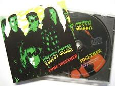 "VELVET GREEN ""COME TOGETHER"" - MAXI CD"