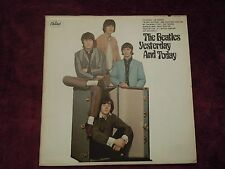 The Beatles Yesterday And Today Butcher Cover 2nd State Mono Top Condition