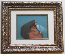 """Frank Howell """"Vigil for Lessons"""" Framed Limited Edition Lithograph Hand Signed"""