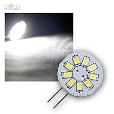 G4 lámpara LED, 9 SMD LEDs Blanco Frío 130lm, Bulbo De Lámpara 12V Bombilla G-4