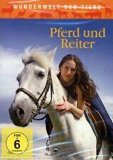 DVD NEU/OVP - Pferd und Reiter (Wunderwelt der Tiere)