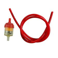 Gas Fuel Filter Hose Tube Line For Chinese Pit Dirt Bike Quad ATV Motorcycle