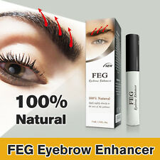 FEG Rapid Brow Eyebrow Fast Growth Shaping Serum Liquid 100% Natural Party Ball