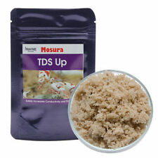 Mosura TDS Up 40g Safely Increase TDS Remineralize Water Crystal Bee Shrimp CRS