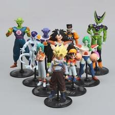 dragon ball Z set of 10pcs pvc figures toys collection ANIME doll new