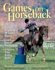 Games on Horseback-ExLibrary