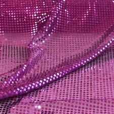 Sequin Mesh Dance Sparkle Costume Fabric (95cm x 1 metre)