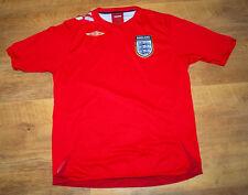 Umbro England 2005/2008 away shirt (Size L)