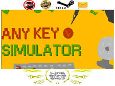 Anykey Simulator PC Digital STEAM KEY - Region Free
