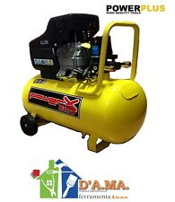 COMPRESSORE 50 LT HIT POWER X 2 HP 8 BAR 1500W