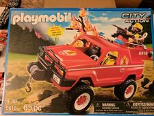 Playmobil City Action 5616 Fire Terrain Truck New sealed box