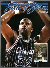 BACK ISSUE BECKETT FUTURE STARS  JAN 93, #21 SHAQUILLE O'NEIL ON COVER, MINT