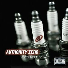 A Passage in Time [PA] by Authority Zero (CD, Sep-2002, Lava Records (USA))
