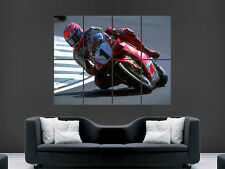 CARL FOGARTY POSTER SUPER BIKES WORLD CHAMPION HUGE LARGE WALL ART  PICTURE