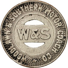 [#410833] United States, Token, Woodlawn & Southern Motor Coach Company