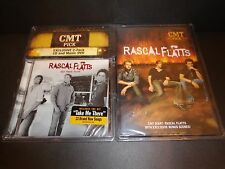 CMT PICK RASCAL FLATTS Limited Edition DVD with STILL FEELS GOOD CD-13 songs