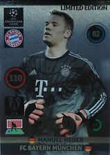 Panini Adrenalyn XL Champions League 14/15 CL 14/15 * LIMITED EDITION *Neuer*