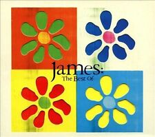 The Best of James by James (CD, Mar-1998, 1 Disc,  Mercury)