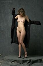 Fine Art Nude Photo, signed 8.5x11 print by Craig Morey: Helena 0014-0010
