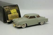 Brooklin 1/43 - Studebaker Champion Starlight Coupe
