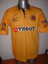 Referee Matchworn Adult Large Rugby League Shirt Jersey Top Vintage Old Mizuno Y