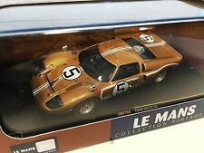 FORD MKIIB #5 Gardner-McCluskey 1967 1:43 IXO LE MANS COLLECTION DIECAST-LMC139