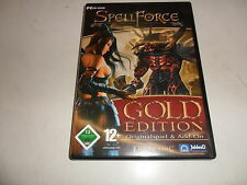 PC   Spellforce - Gold Edition