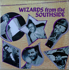 WIZARDS FROM THE SOUTHSIDE - CHESS LP - M.WATER, H. WOLF, B. DIDDLEY - IN SHRINK