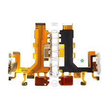 USA Sony Xperia Z2 D6502 D6503 D6543  Power Switch Volume Button Flex Cable
