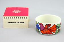 A boxed Villeroy & Boch 'Acapulco' ashtray 1970's design