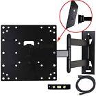 Full Motion Tilt TV Wall Mount 23 24 26 28 32 37 39 40LCD LED Swivel Bracket 1C8