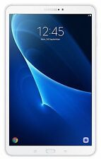 Samsung Galaxy Tab A 10.1 SM-T585 WHITE 2016 (FACTORY UNLOCKED) Wi-Fi + 4G 16GB