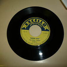 BLUES 45RPM RECORD - KID KING'S COMBO - EXCELLO 2009