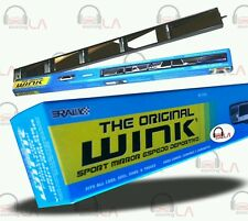RALLY ORIGINAL WINK 5 PANEL REAR VIEW MIRROR 34.44 x 2.75