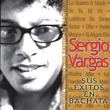 Sergio Vargas: Sus Exitos en Bachata by Sergio Vargas (CD, Jun-2004, Mock & Roll