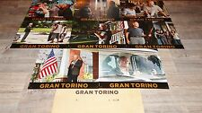 clint eastwood GRAN TORINO ! jeu photos cinema lobby card