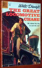 Dell Four Color #712: Disney's The Great Locomotive Chase