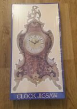 REAL WORKING FRENCH CLOCK 1000 PIECE JIGSAW PUZZLE NEW SEALED JIGSAW
