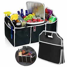 Collapsible Car Boot Trunk Folding Storage Holder Bag Organiser Travel Tidy Box