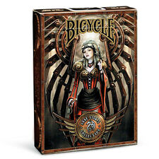 Anne Stokes Steampunk Bicycle Playing Cards - Quality Bike Card Deck from USPCC