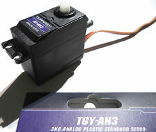 Turnigy AN3 standard servo 3.6kg/cm 0.13s pour 1/10 rc voiture de direction Tamiya