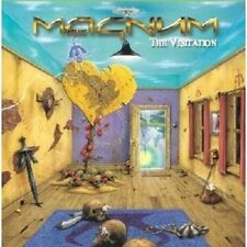 "MAGNUM ""THE VISITATION"" CD NEU"