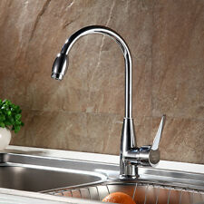 Chrome Plated Hot/Cold Mixer Water Tap Basin Kitchen Bathroom Wash Basin Faucet