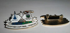 FALKIRK FC VS INVERNESS CALEDONIAN THISTLE FC BADGE SCOTTISH CUP FINAL 2015