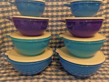 NEW Tupperware Thatsa Bowl 8 Piece Set! ON SALE! Limited Time! 8 Total Bowls!