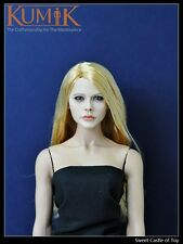 1/6 Kumik Accessory - Action Figure Head Sculpt Chloe Moretz 13-1