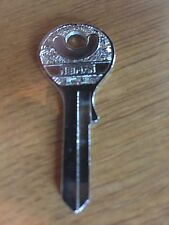 VINTAGE BMW NEW NEIMAN KEY BLANK FOR 1960  BMW