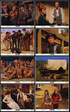 THE SHAKIEST GUN IN THE WEST original color still set DON KNOTTS/BARBARA RHOADES